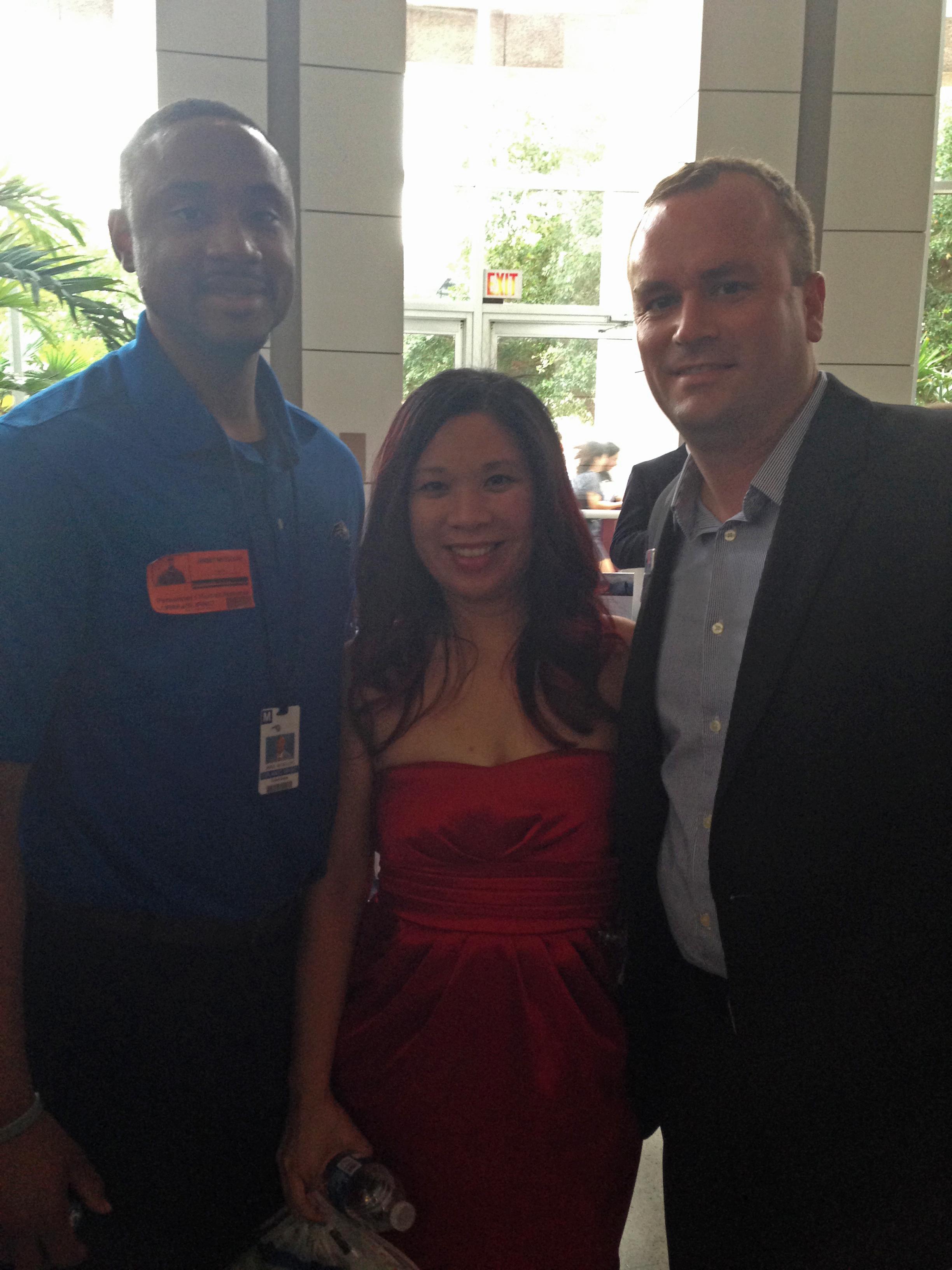 Asian American Chamber of Commerce meeting at Orlando City Hall | May 1, 2014