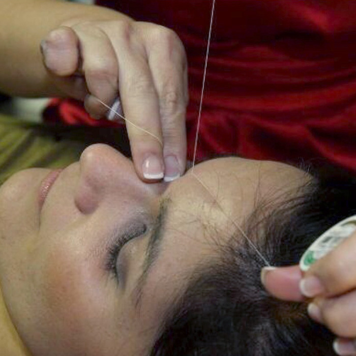 Julia J Spa - Threading Class