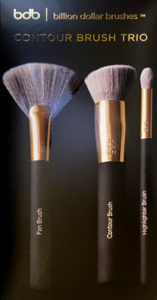 Contour Brush Trio