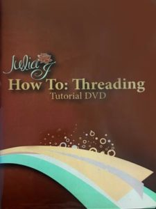 Julia J: How To Thread DVD